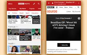 UX issues: BBC Sounds in BBC News app | Blog