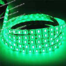 Đèn led dây 12V chíp led 5050 dài 5m màu xanh lá (LOẠI TỐT, GIÁ RẺ)