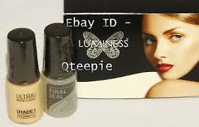 luminess air airbrush makeup 2 pc