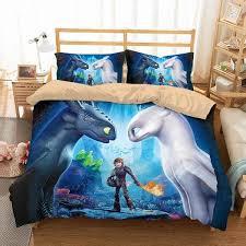 dragon bedding how train your dragon