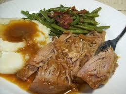 yum yum crockpot pork tenderloin recipe