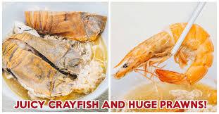 Jia Li Seafood Soup Review: Umami Crayfish And Seafood Soup Hidden At  Aljunied ...
