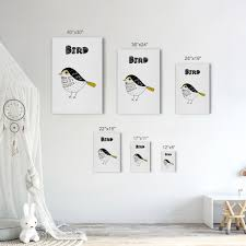 168 Fearsome Bird Wall Decor For Nursery Ideas Oneshellsquare