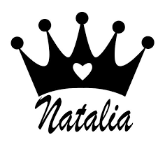 Personalized Crown Decal Name Decal Custom Crown Sticker Car Etsy