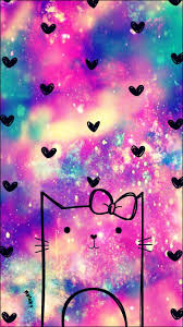 kawaii galaxy wallpapers top free