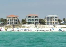 destin gulf or beachfront homes real