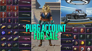 PUBG MOBILE KR ACCOUNT FOR SALE - YouTube