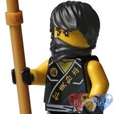 LEGO Ninjago Cole w/ Staff (Weapon) from set 70753 Lava Falls 2015 NEW #LEGO  | Lego ninjago, Ninjago, Ninjago cole