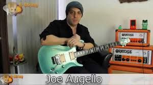 Robin Thicke Guitarist Joe Augello shows off the Super Distortion & PAF  DiMarzio Pickups - YouTube