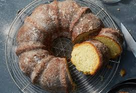 old fashioned doughnut bundt cake