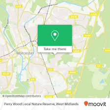 How to get to Perry Wood Local Nature Reserve in Worcester by Bus or Train  | Moovit
