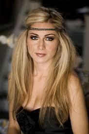 disco hair headband