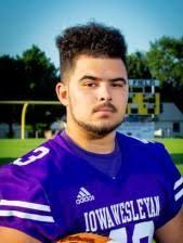 Antonio Johnson 2019 Football Roster   Iowa Wesleyan University ...