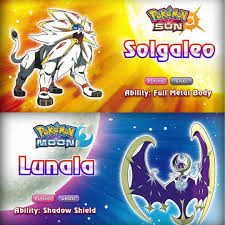 Finally, the names and typing for the legendary Pokemon have been ...