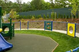 Fence Idea For Children 503 760 7725 Kids Play Yard Unique Fence Ideas Outdoor Play Spaces