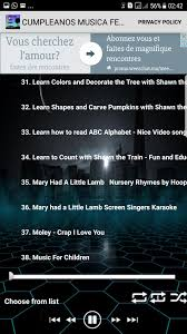 Canciones De Cumpleanos Ninos For Android Apk Download