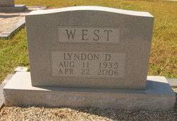 Lyndon D. West (1935-2006) - Find A Grave Memorial