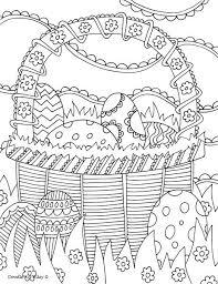 Kleurplaat Pasen Kleurplaten Feestdagen Pasen