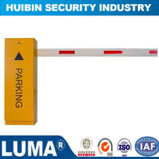 China High Speed Intelligent Car Parking Fence Barrier Gate With Wave Pressure China Automatic Barrier Access Control