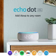 Score Amazon S Echo Dot With Clock For Only 35 Or An Echo Dot Kids Edition With Echo Glow For 60 Alexa Tips Deals News And How To S