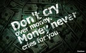 money status messages and short quotes on money