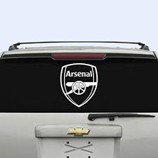 Arsenal Fc Vinyl Decal Sticker