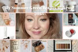 my summer green beauty makeup 2018 a