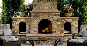 build an outdoor fireplace that lasts