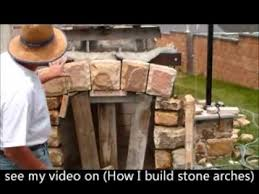 how i build a stone fireplace part 2