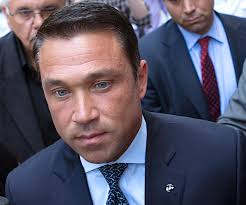 Michael Grimm Says He's Running for Former House Seat