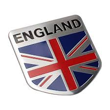 Buy England Car Styling Russia England France Italy Germany Flag Car Sticker Emblem Decal Badge For Bmw Vw Audi Lada Honda Opel Accessories Features Price Reviews Online In India Justdial