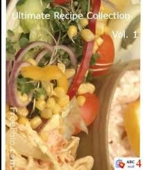 Ultimate Recipe Collection Vol. 1 by Wesley beck