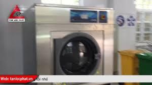 Máy giặt công nghiệp Danube thi công và lắp đặt tại bệnh viện Vĩnh Phúc -  YouTube