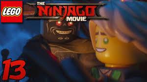 LEGO Ninjago Movie Videogame Gameplay Walkthrough Part 13 FAMILY ...