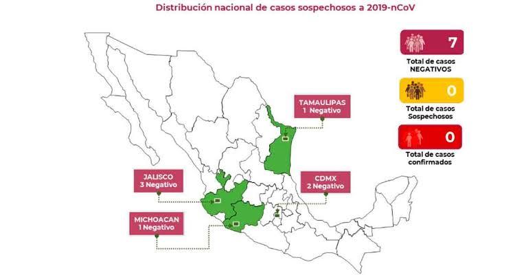 """Resultado de imagen de coronavirus en mexico"""""""