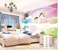 Custom Size 3d Photo Wallpaper Kids Room Mural Balloon Rainbow Girl 3d Painting Picture Sofa Tv Background Wall Wallpaper Non Woven Sticker Free Hd Wallpapers Free Hi Def Wallpaper From Wnfq3188 11 33