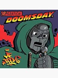 Amazon Com Deangelo Mf Doom Stickers 3 Pcs Pack Toys Games