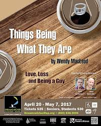 Things Being What They Are by Wendy Macleod