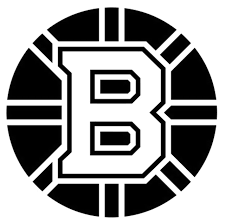 Boston Bruins Logo Car Decal Vinyl Sticker White 3 Sizes