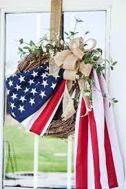 20 diy 4th of july wreaths easy ideas