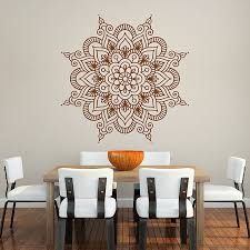 Mandala Vinyl Wall Art Decal