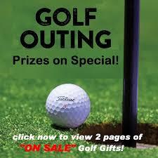 golf tournament prizes and golf awards