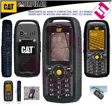 TELEFONO CATERPILLAR LIBRE CAT B25 9,5 ...