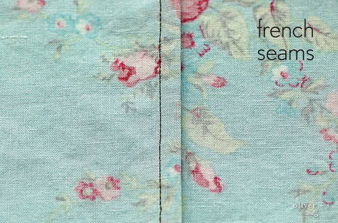 Image result for french seams images""