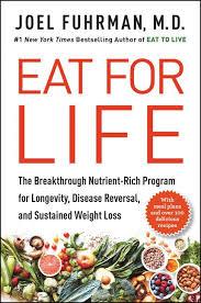 eat for life joel fuhrman m d e book