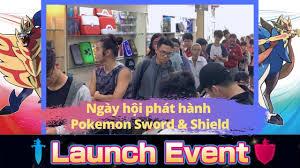 Sự kiện mở bán Pokemon Sword & Shield Nintendo Switch tại nShop ...
