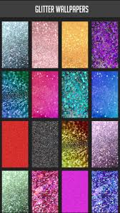 glitter wallpapers on the app