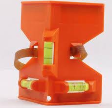 China Orange Post Level With 3 Vails 7001009 China Post Level Level