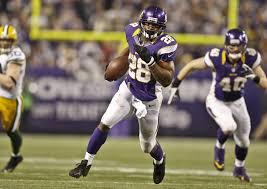 Adrian Peterson's 2012 season: Where fantasy met reality | Star ...