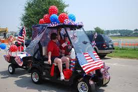 golf cart decoration life and